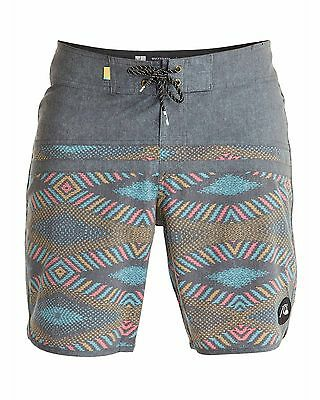 "NEW QUIKSILVER™  Mens Stomp Dreamweaver Scallop 18"" Boardshort Surf Board Shorts"