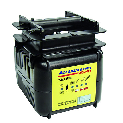 AccuMate Pro 12-24V, TM-212, Professional 12V/24V automatic charger for automoti