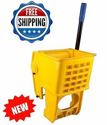 NEW! Lavex Replacement Yellow Mop Bucket Wringer for Janitorial Mop Buckets