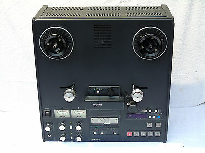 Otari MX-50 Two Track Mastering 1/4in Reel To Reel Tape Recorder Player