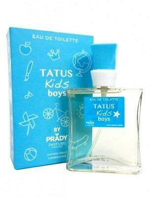 EAU DE TOILETTE TATUS KIDS BOYS - 100 ml - prady