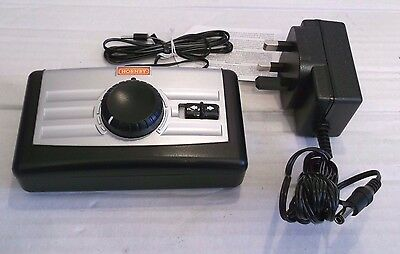 NEW Hornby R8250 Power/Direction Controller & P9000W AC Adaptor. #1