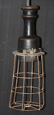 Lamp Explosion Proof Vintage Industrial Factory Safety Loft Mid Century Light