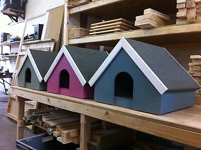 Cat kennel - Wooden pet kennel (cat or small dog)