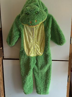 Toddler Halloween Costume Frog 24 Months