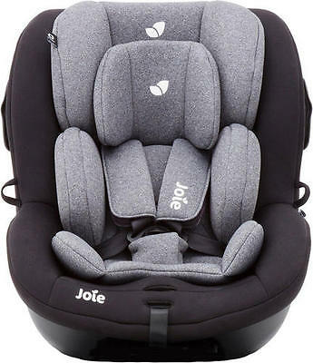 Joie i-Anchor Advance i-Size Car Seat - Two Tone Black