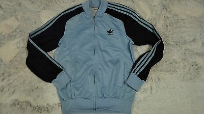 Vintage ADIDAS VENTEX ATP SWEATER SHIRT FRANCE TRICOT Tennis 70s 80s TRACK SUIT