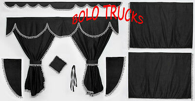 Truck curtains SCANIA, MAN, MERCEDES, IVECO, VOLVO, DAF, RENAULT
