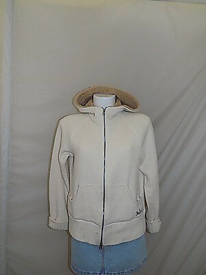 Woolrich Maglione Con With Zip Donna Woman Sweater Xl Casual M4602