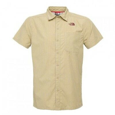 Chemise Manches Courtes Homme The North Face Dornan Woven