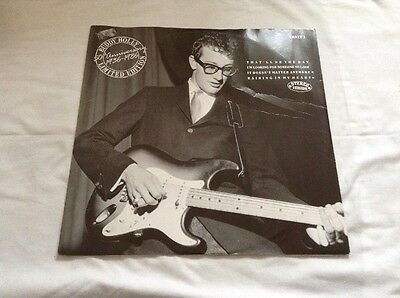 "Buddy Holly-50th Anniversary Limited 12"" Single.MCA THATT 1.That'll Be The Day+"