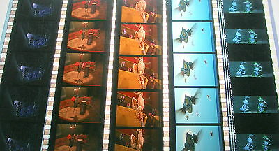 Disney's - A Bugs Life -  Rare Unmounted 35mm Film Cells - 5 Strips