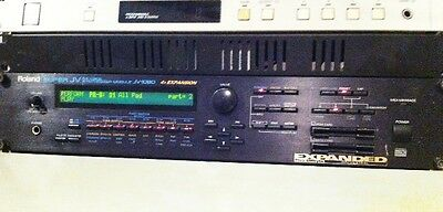 Roland JV 1080 with Classical and Dance expansion cards.