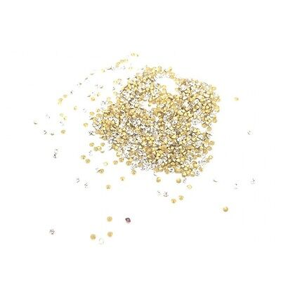1440 Strass Transparent 2mm - Neuf