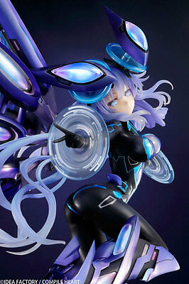 Vertex New Dimension Game Neptunia VII - Next Purple 1/7 Complete Figure