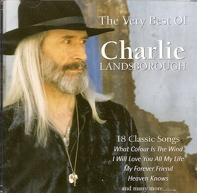 Charlie Landsborough - The Very Best Of - CD - New/Sealed