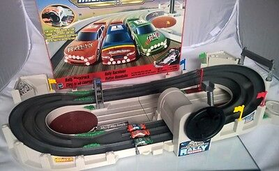 Micro Machines Rally Racebaan Track Race Set Vintage With Vehicles Retro 90's