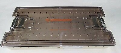 Smith & Nephew Autoclave Sterilization Tray case instrument medical scope