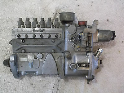 Bosch Injection Pump PES6KL70/120R12 Mercedes Benz Adenauer W113 W112 W128 300SE