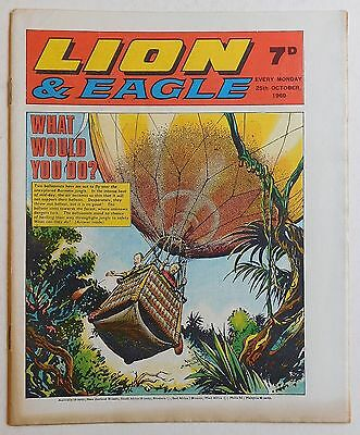 LION and EAGLE Comic - 25th October 1969