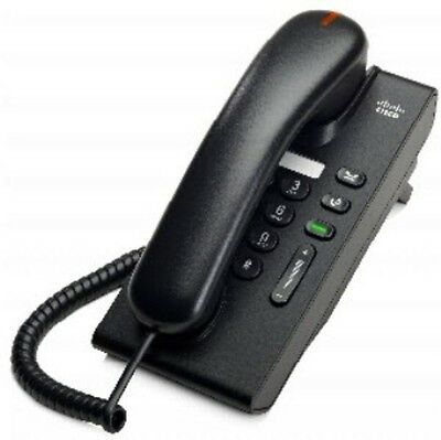 CISCO Telefono voip Cisco UC PHONE 6901  CHARCOAL  STAN [CP-6901-C-K9=]