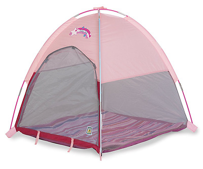 Pacific Play Tents Star Light Lil Nursery Tent with 1-1/2-Inch Pad, 36-Inch x 36