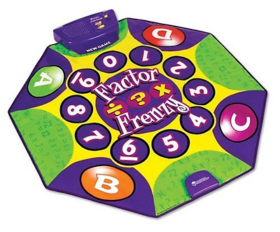 Learning Resources Factor Frenzy