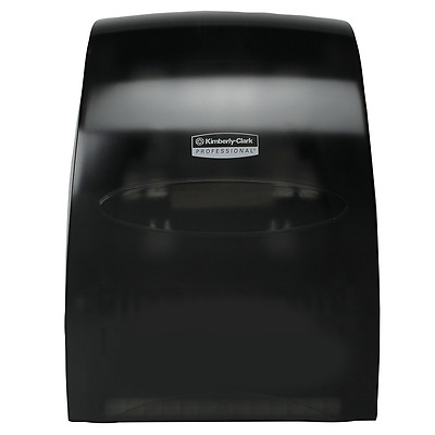 Sanitouch High Capacity Hard Roll Paper Hand Towel Dispenser (09996), Touch-Free
