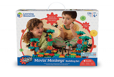 Learning Resources Movin' Monkeys