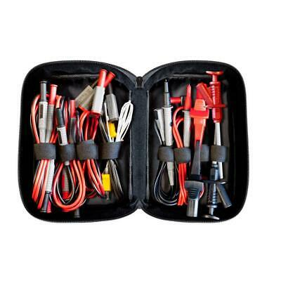 PeakTech 8200 accessory SET Test lead cable Measuring tip Clamps