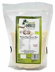 Coconut Miracle Org Virgin Coconut Flour G/F 1000 g