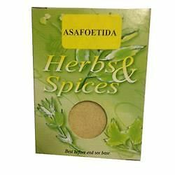 Cotswold Health Products Asafoetida 50 g