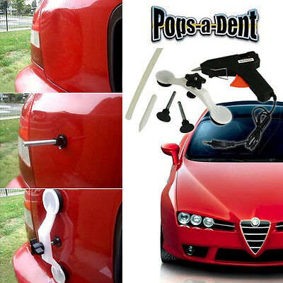 Pops A Dent Kit Ripara Ammaccature Botta Auto Carrozzeria Bozzi Visto In Tv