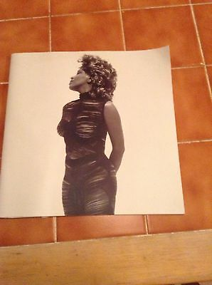 Tina Turner Twenty Four Seven Tour Programme, Tickets And Hospitality Ticket
