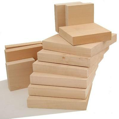Lime Carving Blanks, 28mm thick, P.A.R , Square
