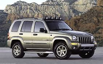 Jeep Kj 2002 Liberty Service Manual