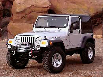 Jeep TJ 2002  Workshop Service Manual & Parts Manual