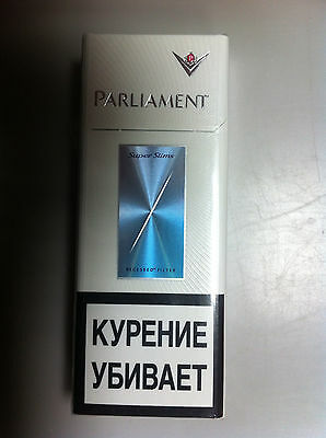 Parliament 10 packs.