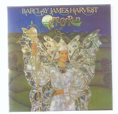 BARCLAY JAMES HARVEST empty Octoberon PROMO box f. JAPAN mini lp cd BJH like new