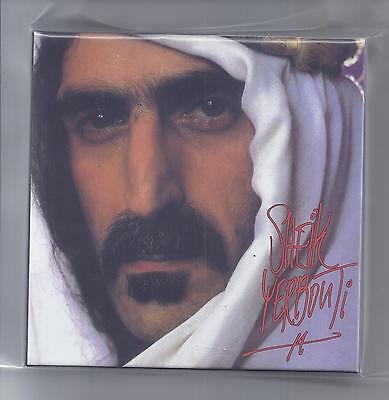 FRANK ZAPPA empty DU Sheik Yerbouti Drawer PROMO box f. JAPAN mini lp cd /no cd