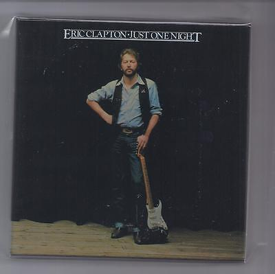 ERIC CLAPTON empty official DU Just One Night PROMO box for JAPAN mini lp cd