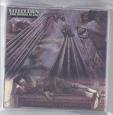 STEELY DAN empty Disk Union Royal Scam PROMO Drawer box for JAPAN mini lp cd