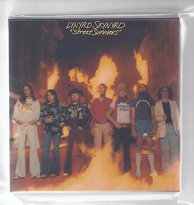 LYNYRD SKYNYRD empty official  Street Survivors PROMO box for JAPAN mini lp cd