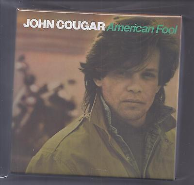 JOHN COUGAR MELLENCAMP empty American Fool PROMO Drawer box f. JAPAN mini lp cd