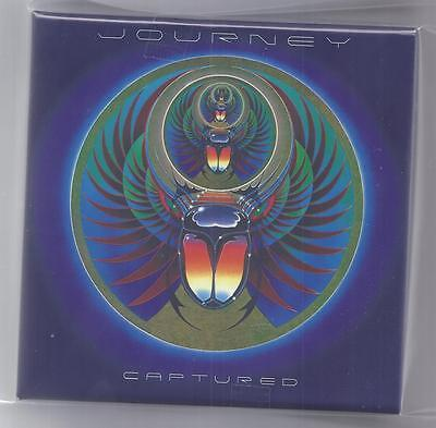 JOURNEY empty DU slipcase departure / evolution  PROMO box for JAPAN mini lp cd