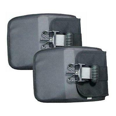 Oceanic Scuba QLR2 BCD 16 pound Weight Pockets (Pair) for Chute 3 BCD