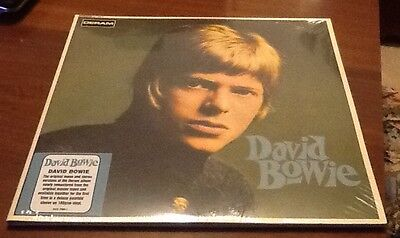 David Bowie- David Bowie Lp Sealed!!!
