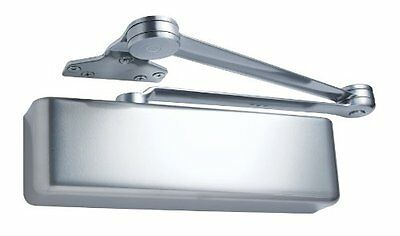 LCN 4040 Heavy Duty Door Closer, Aluminum Powder Coat Finished, Cast Iron,...NEW
