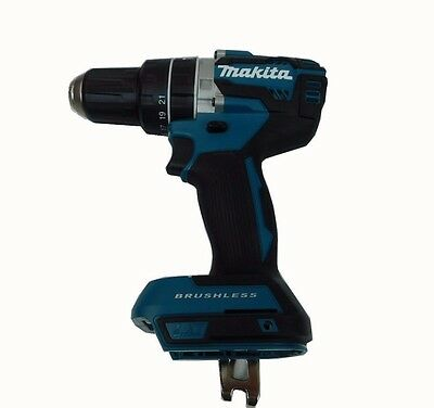 "New Makita XPH12Z 18V LXT Lithium-Ion 1/2"" Brushless Cordless Drill Driver"
