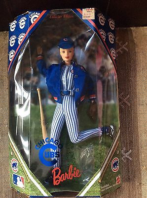 Chicago Cubs 1999 Barbie Doll Edition 23883